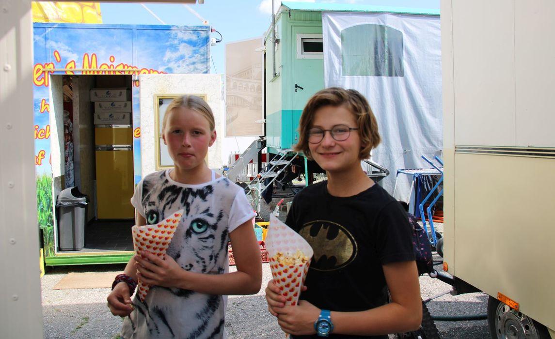 Volksfest 2019 Seniorennachmittag Kinderbackstagefuehrung023